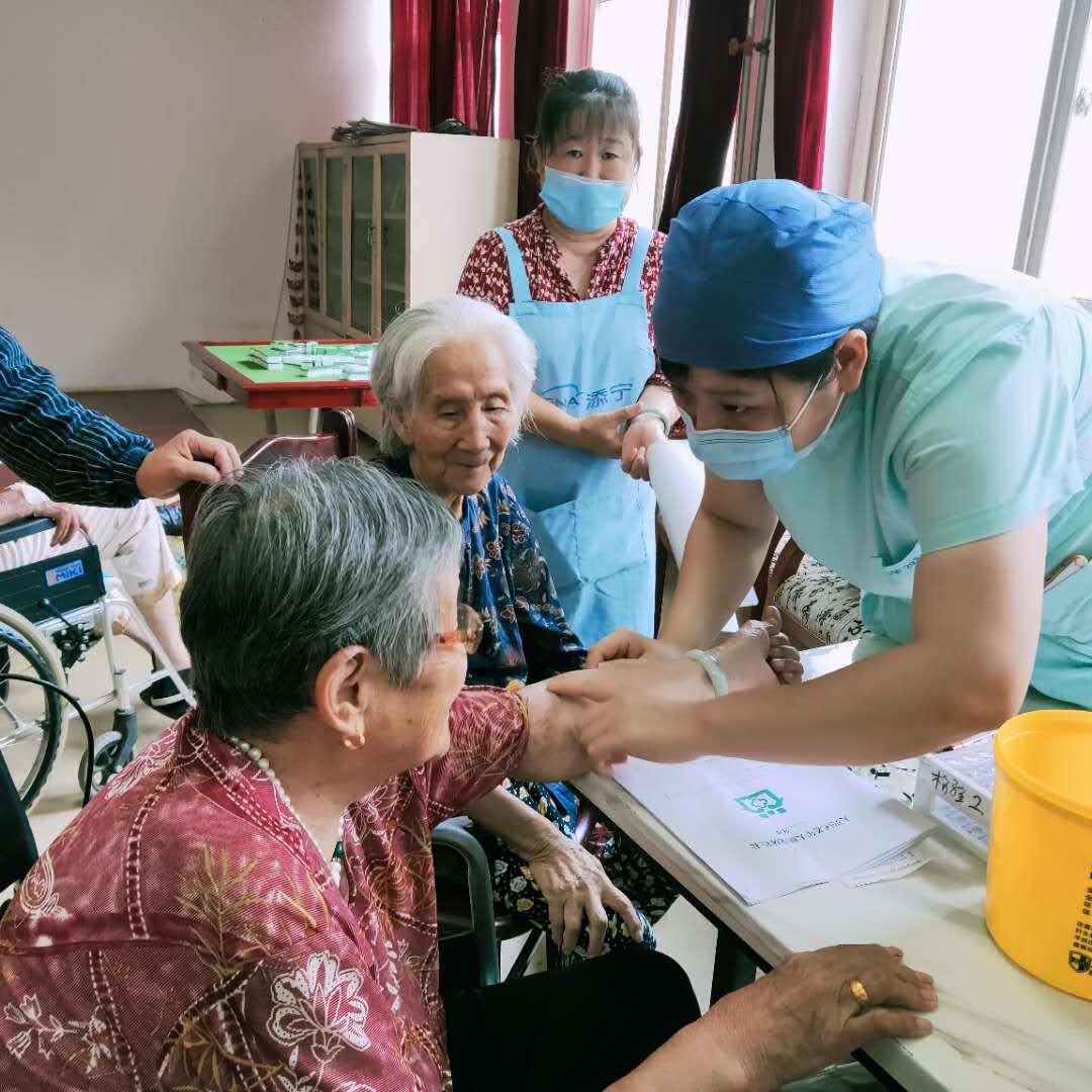 庞各庄社区中心医院到千禾bob国际app官方下载庞各庄院义诊